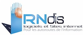Conception du site internet : RNdis